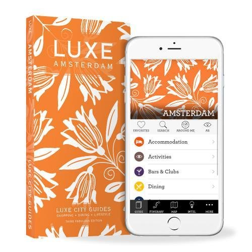 LUXE Amsterdam: New edition including free mobile app