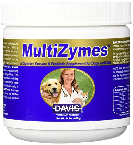 Cheap Davis MultiZymes Nutritional Supplement, 14 oz