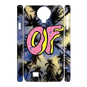 Odd Future,OF Custom 3D Case for SamSung Galaxy S4 I9500,personalized Odd Future,OF Phone Case