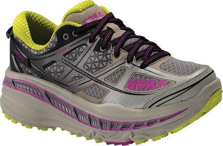 Zapatillas De Running Hoka Stinson 3 Atr Para Mujer - Aw16-10 - Gris