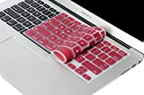Mosiso Keyboard Cover for Macbook Pro 13 Inch, 15