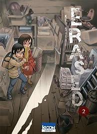 Erased, tome 2 par Kei Sanbe