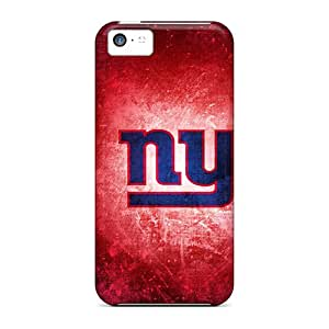 New Customized Design New York Giants For Iphone 5c Cases Comfortable For Lovers And Friends For Christmas Gifts