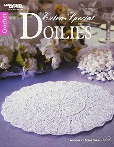 Extra-Special Doilies  (Leisure Arts #3588) ()