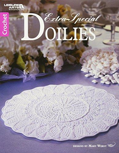 Doilies Leisure Arts - Extra-Special Doilies  (Leisure Arts #3588)