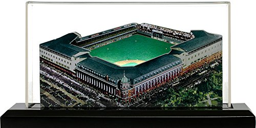 Philadelphia Phillies Connie Mack Stadium - Home Fields Philadelphia Phillies Connie Mack Stadium, Small Lighted in Display Case