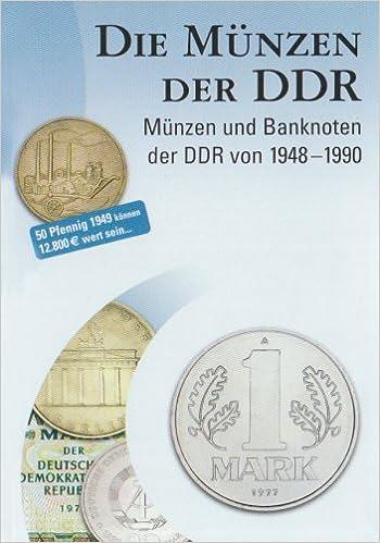 Die Münzen Der Ddr Münzen Und Banknoten Der Ddr Von 1948 1990