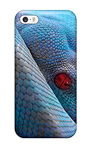 New Fashionable ZippyDoritEduard JsoznYK11804vNVDf Cover Case Specially Made For Iphone 5/5s(3d Snake)