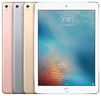 "Apple iPad Pro 2 12.9"" (2017) Wi-Fi - (Certified Refurbished)"