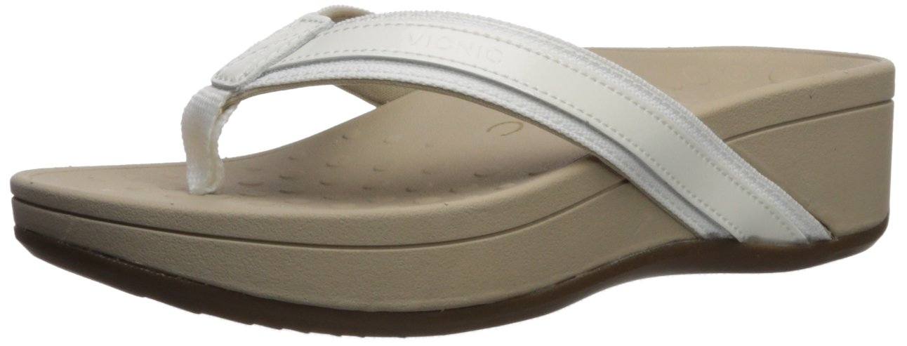 Vionic Womens Leather 380 Hightide Pacific Womens Leather Sandals Vionic White 060dbd2 - automaticcouplings.space