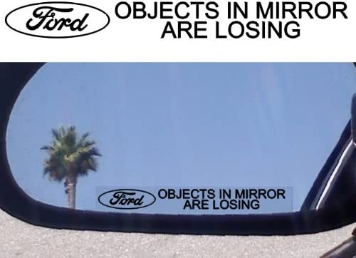 """Mach 1 Front Windshield Banner Decal Fits Ford Mustang 4/"""" x 40/"""""""