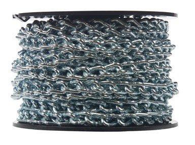 Campbell 0722527 2/0 X 70' Twist Link Machine Chain Reel