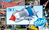 Aoshima Models Mini Thunderbird 1 Model Building Kit