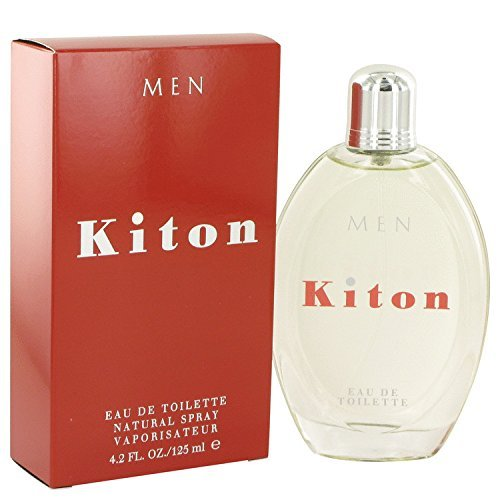 Kiton Cologne By Kiton Eau De Toilette Spray For Men 4.2 oz Eau De Toilette Spray (Edt Kiton Ounce 4.2)