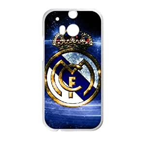 Real Madrid 001 HTC One M8 Cell Phone Case White Customized gadgets z0p0z8-3669899