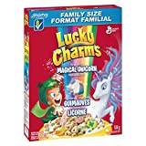 LUCKY CHARMS Cereal Family Size, 526g
