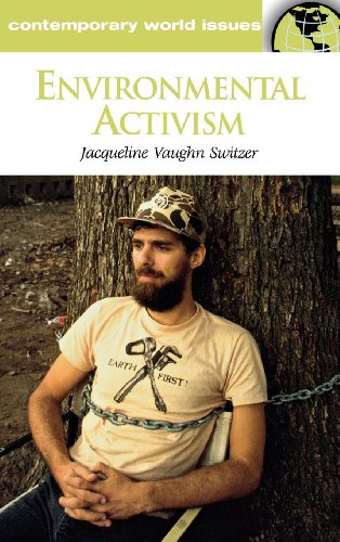 Environmental Activism: A Reference Handbook (Contemporary World Issues)