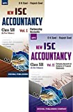 New I.S.C. Accountancy Class- XII Volume I Partnership Accounts, New I.S.C. Accountancy Class- XII Volume II Company Accounts & Analysis of Financial Statements (2018-19 Session)