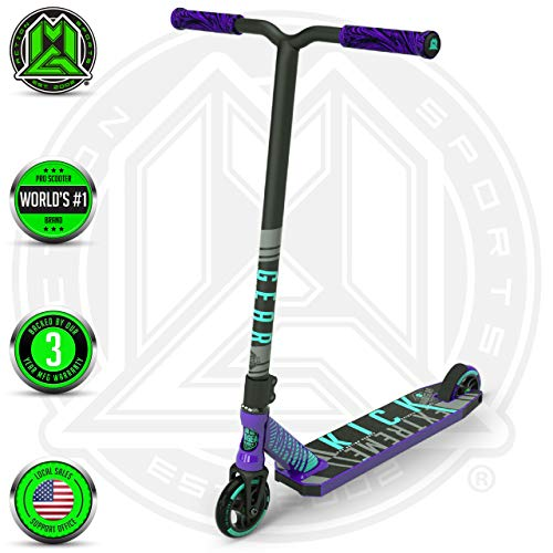 Extreme Gear - Madd Gear Kick Extreme Scooter (Purple/Teal 2019)