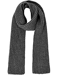 Unisex knitted Scarf Warm Wrap Shawl Thickened Winter Infinity Scarf for Men and Women