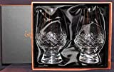 Glencairn The Diamond Cut Two Glass Boxed Set