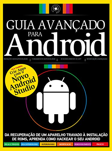 Guia Avançado para Android (Portuguese Edition)