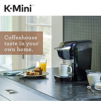 Keurig K-mini K15 Single-serve K-cup Pod Coffee Maker, Black 6