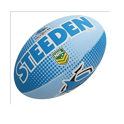 Sharks Rugby - STEEDEN sharks nrl midi ball