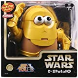 Star Wars Potato head C-3po (C 3potato)Doll
