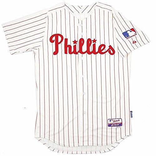 529916a7 Philadelphia Phillies MLB Majestic Men's White 1969 Authentic