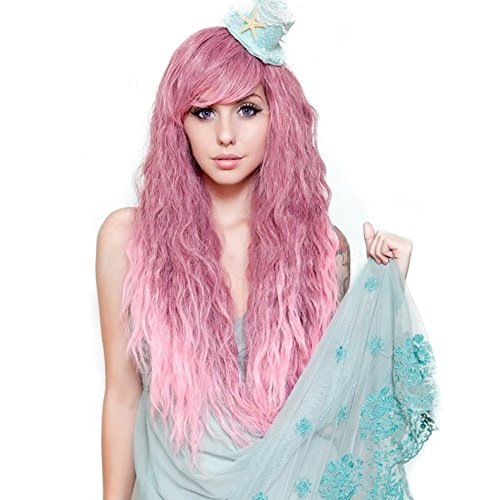 Gothic Lolita Wigs Rhapsody Collection - Rose Fade -00113