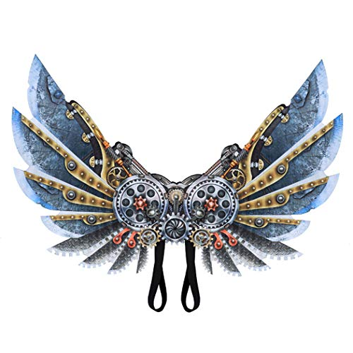 Fansport Halloween Wings Creative Punk Gear Costume Wings