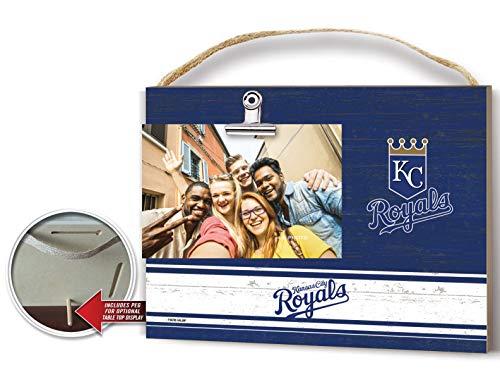KH Sports Fan Clip It Colored Logo Photo Frame Kansas City -