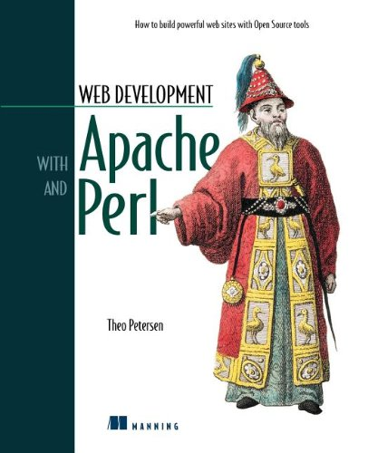 Web Development with Apache and Perl by Brand: Nomadic Research Labs