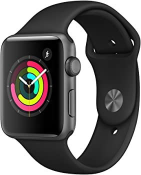 Apple Watch Series 3 42mm GPS only Smartwatch (Space Gray)