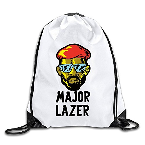 Price comparison product image Acosoy Major Lazer Drawstring Backpacks/Bags