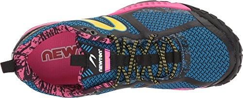 Newton Running Women's Boco 3 Blue/Pink 10 B US by Newton Running (Image #1)
