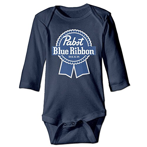 pabst-blue-ribbon-long-sleeve-baby-onesies