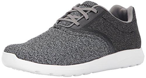Crocs Men's Kinsale Static Lace M Fashion Sneaker,Light Grey/White,7 M US by Crocs