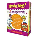 Scholastic - Phonics Tales Read-Aloud Storybooks 25 Books Grades K-2 ''Product Category: Classroom Teaching & Learning Materials/Reading & Writing Materials''