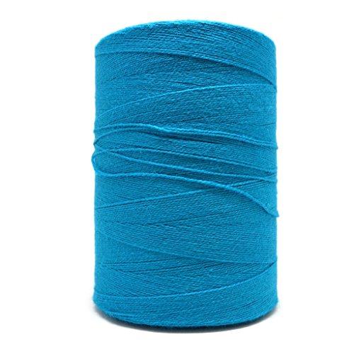 (8/2 Un-Mercerized Brassard Cotton Weaving Yarn ~ Peacock)