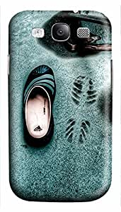 durable Samsung S3 case Slipper 3D cover custom Samsung S3
