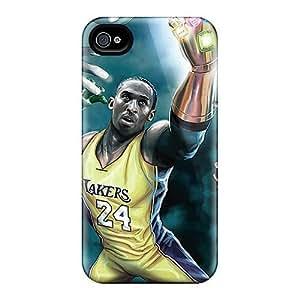 Perfect Fit WOJ2073OahS Cartoons Kobe Bryant Cases For Samsung Galaxy Note4 WANGJING JINDA