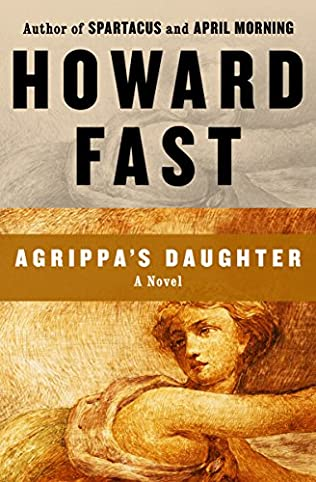 book cover of Agrippa\'s Daughter