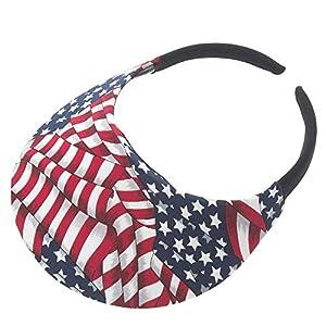 Headband Midsize Print Visor