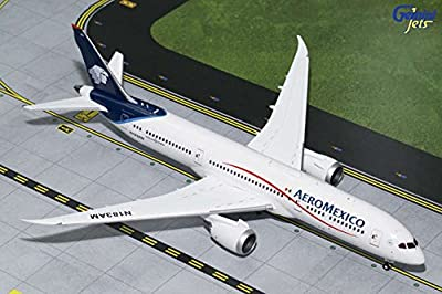 Gemini200 Aeromexico B787-9 N183AM 1:200 Scale Diecast Model Airplane