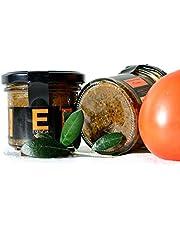 Tapenade Aceituna Negra al Tomate 110gr Esencia Andalusí
