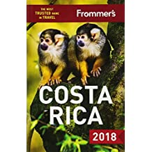 Frommers Costa Rica 2018 (Complete Guides)