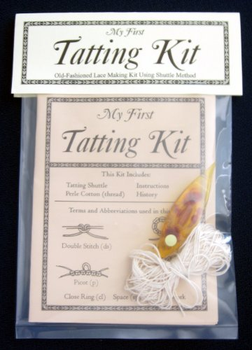 lace making kit - 4