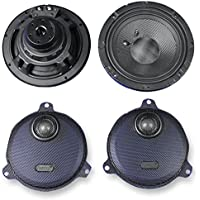 J&M ROKKER XXR Series 6.71; Fairing Speaker Kit